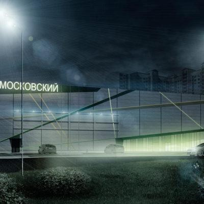 ТЦ Московский 4